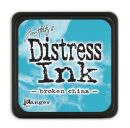 Tim Holtz® Distress Mini Ink Pad from Ranger - Broken China